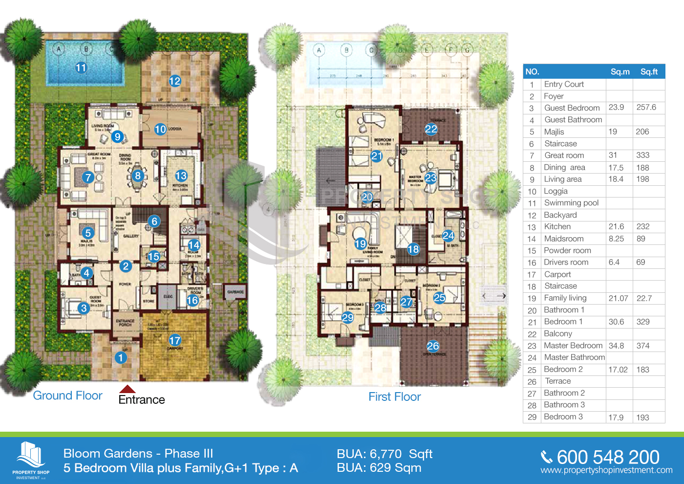 phase iii floor plans of bloom gardens