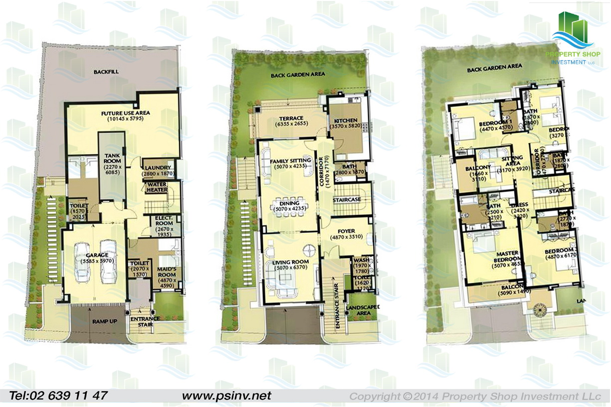 Al Forsan Village Floor Plans Abu Dhabi