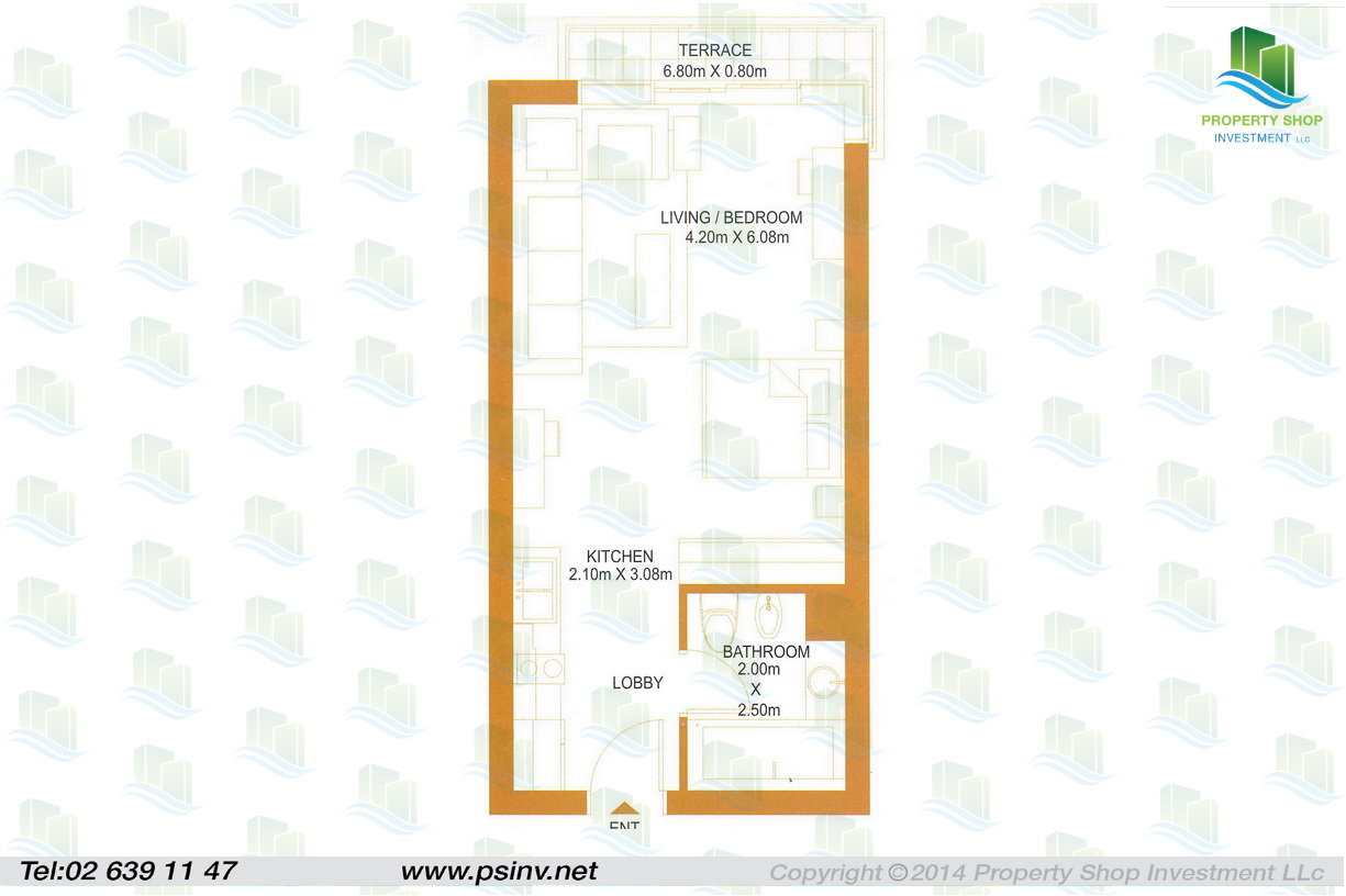 Floor Plans Of Al Ghadeer Abu Dhabi