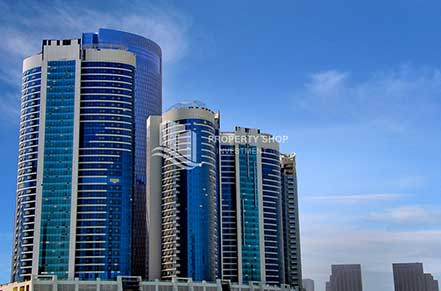 STUDIO APT HYDRA AVENUE TOWERS AED 45K