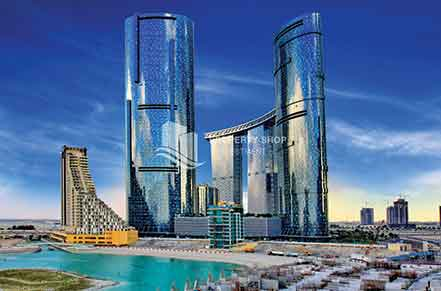 2 BR APT SKY TOWER AED 120K