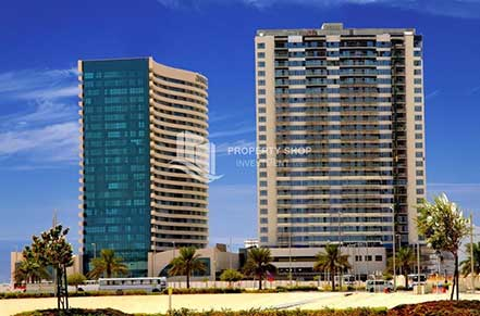 1 BR APT THE WAVE AED 70K