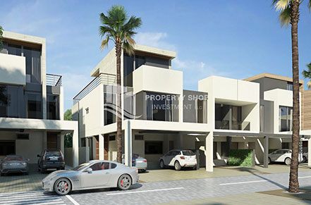 3BR TH BLOOM GARDENS AED 3M