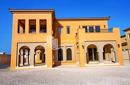 4BR TH SAADIYAT BEACH VILLAS AED 5.4M