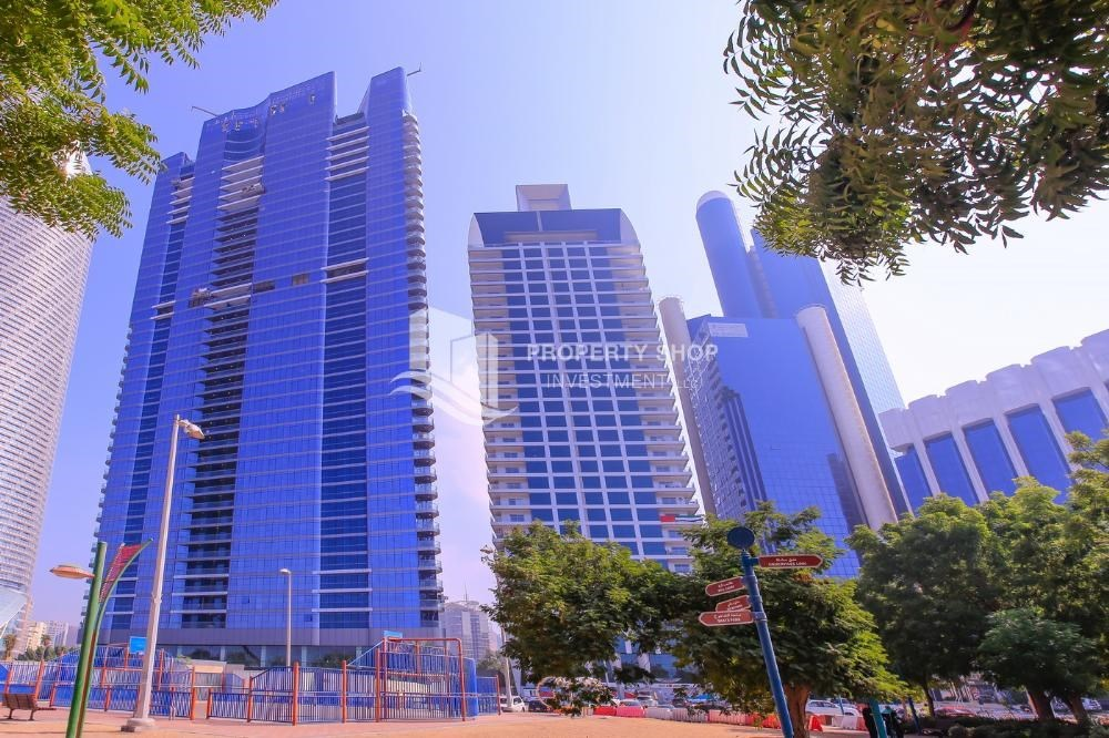 Property   5 M BR Apt in Brand new Tower   Sea view