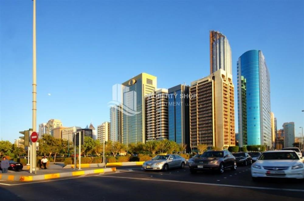 1 Bedroom Apartment For In Etihad Towers 4 Corniche Abu
