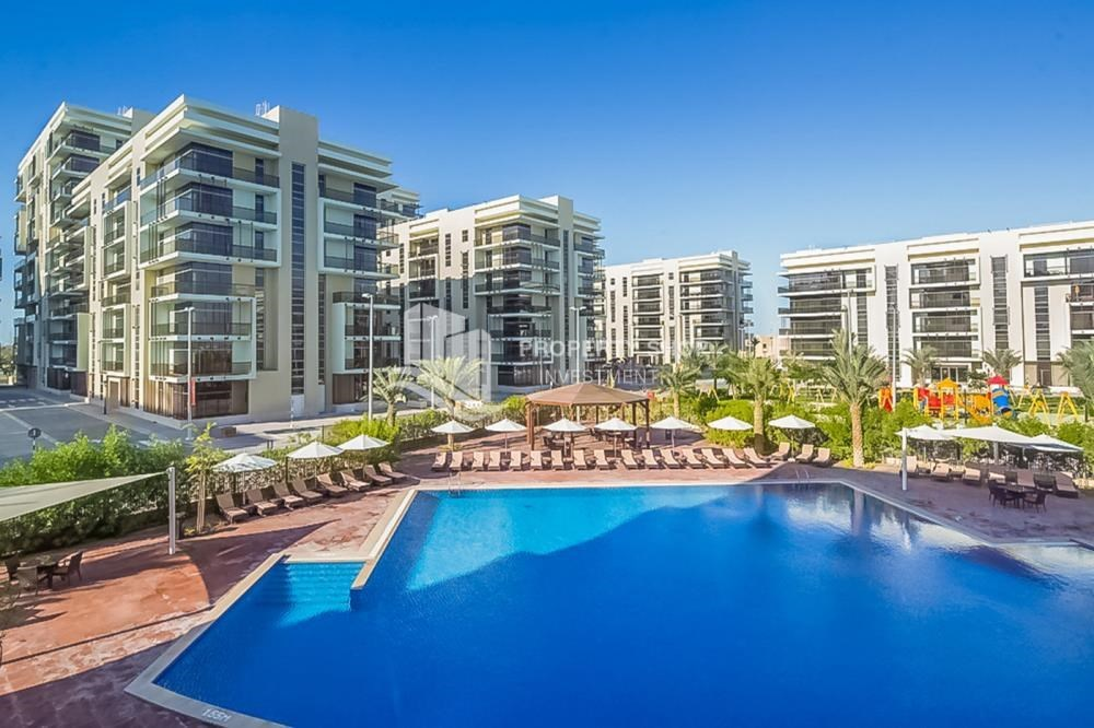 1 Bedroom Apartment For In Al Reef Downtown Ap19155