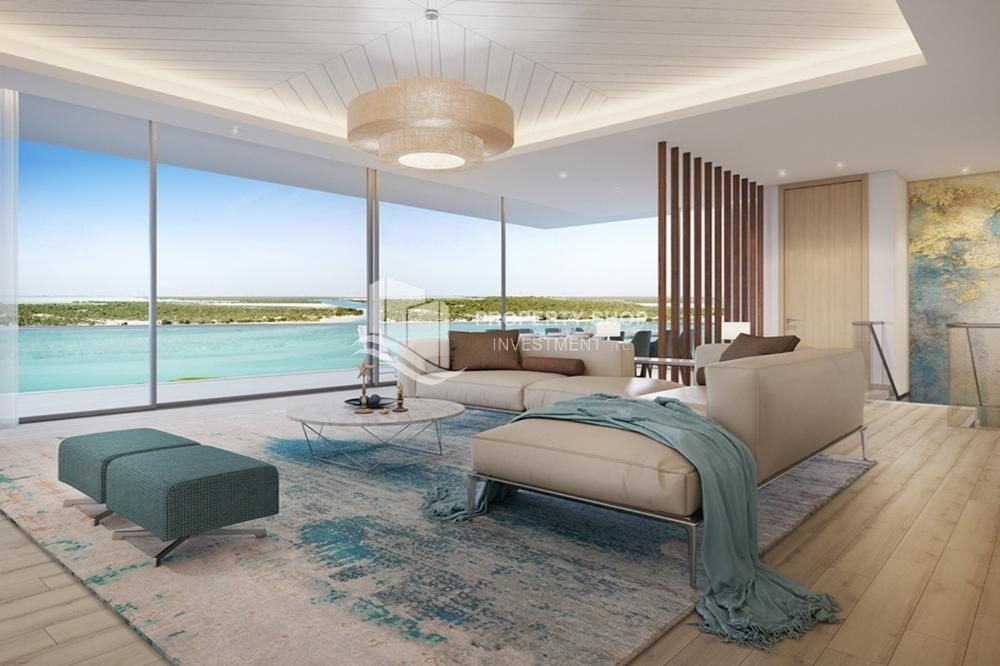 3 Bedroom Apartment For Sale In Mayan Yas Island Ap43849