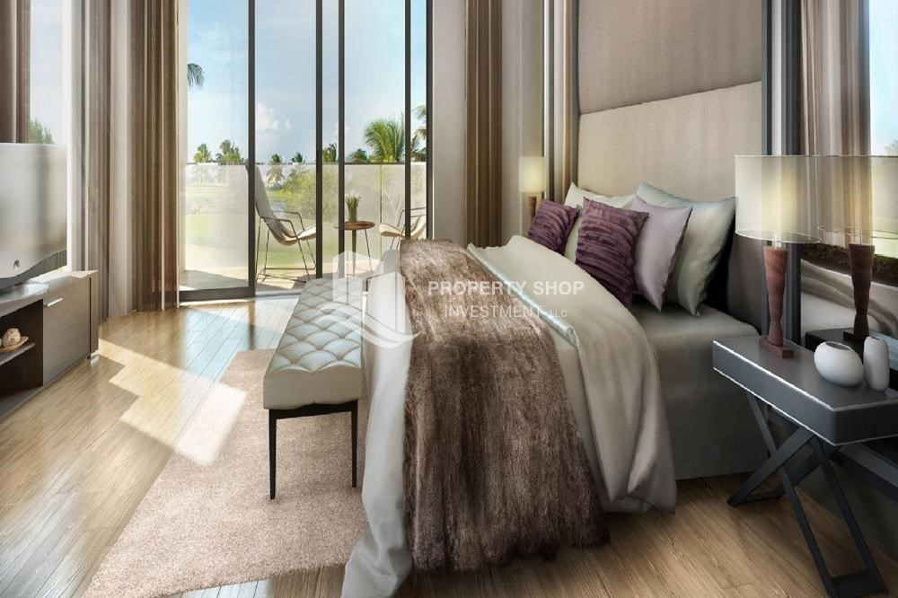 Bedroom-Live in a lush green community.  5% down payment - 90% handover open to all nationalities