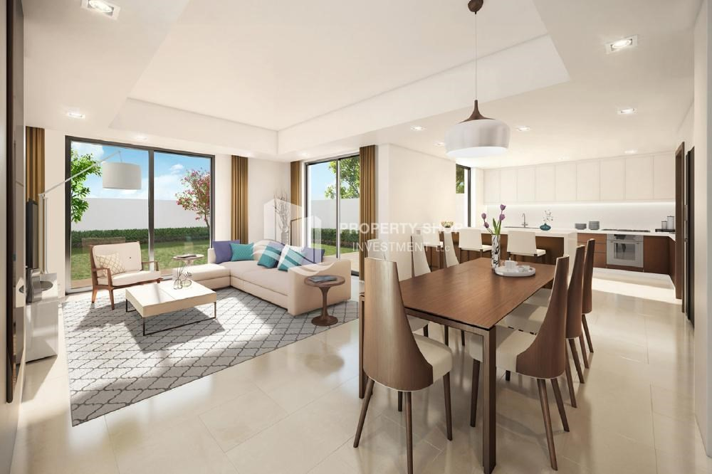 Dining Room-Offplan TH with attractive payment plan available to all nationalities