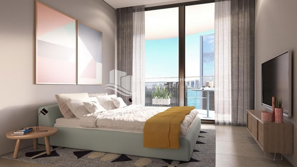 Bedroom-Brand new tower in Reem Island.