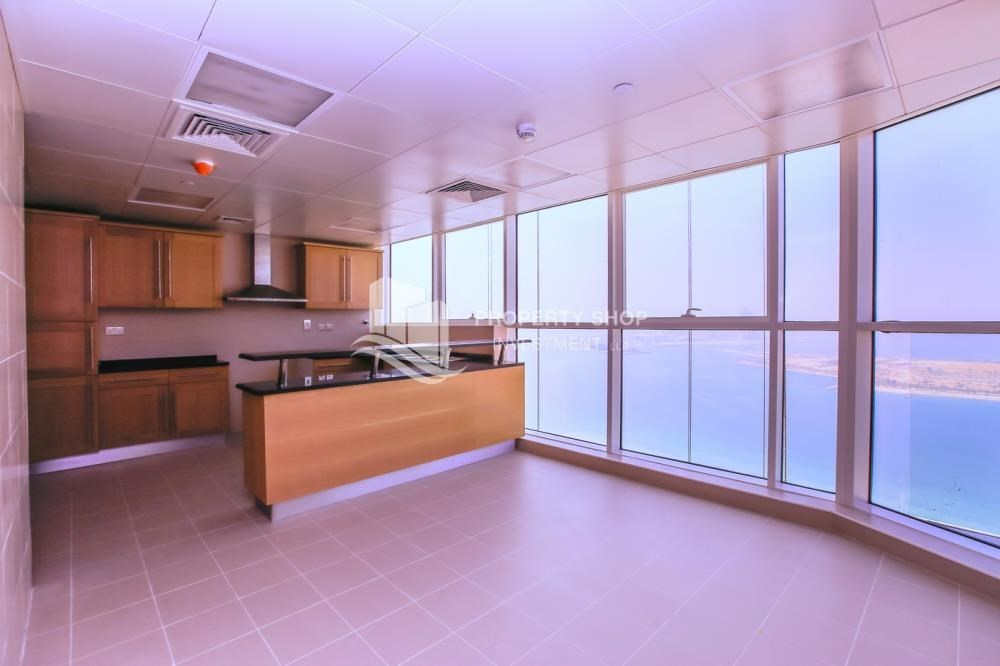 Kitchen 5 Bedroom Apartment In A Brand New Building In Corniche Road.