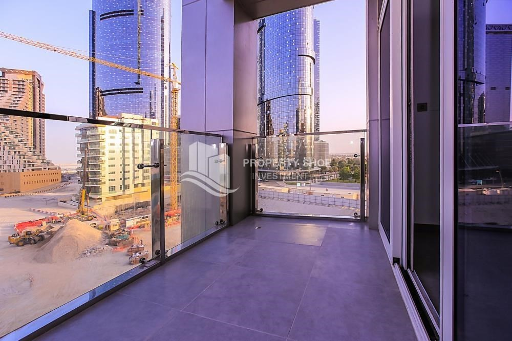 3 Bedroom Apartment For Rent In Boardwalk Residence Al Reem Island Ap47986