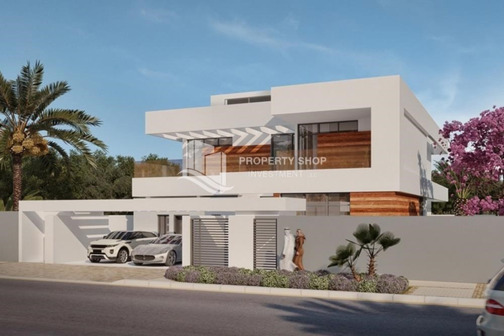Property-Live in your dream home! Own a luxurious villa in West Yas.