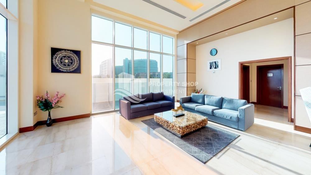 Facilities-Brand New, 2 Br apartment in Al Raha Beach