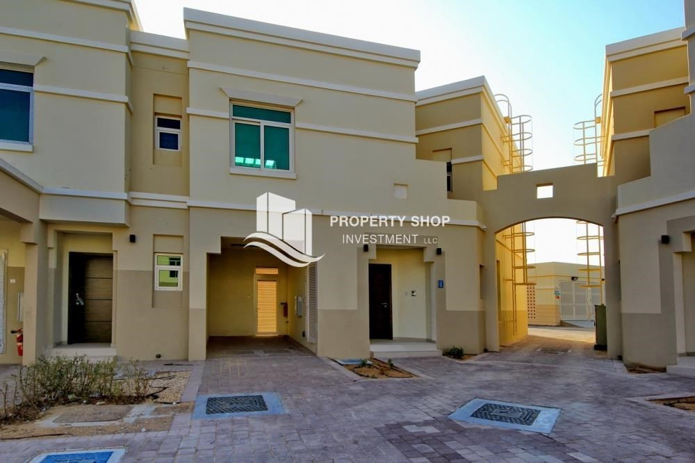 Property Corner Misk TH with Garden   Option for Pool 2 Bedroom Townhouse for sale in Al Ghadeer   Al Ghadeer  TH28644 . 2 Bedroom Townhouse. Home Design Ideas