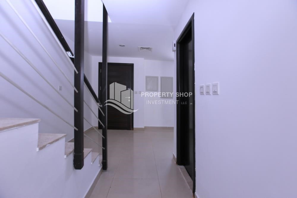 Hall-Single row 3 Bedroom Villa with terrace.