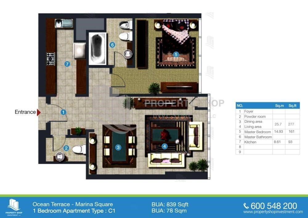 One Bedroom Flat In Abu Dhabi 28 Images 1 Bedroom Apartment For Sale In Sigma Towers Al Reem