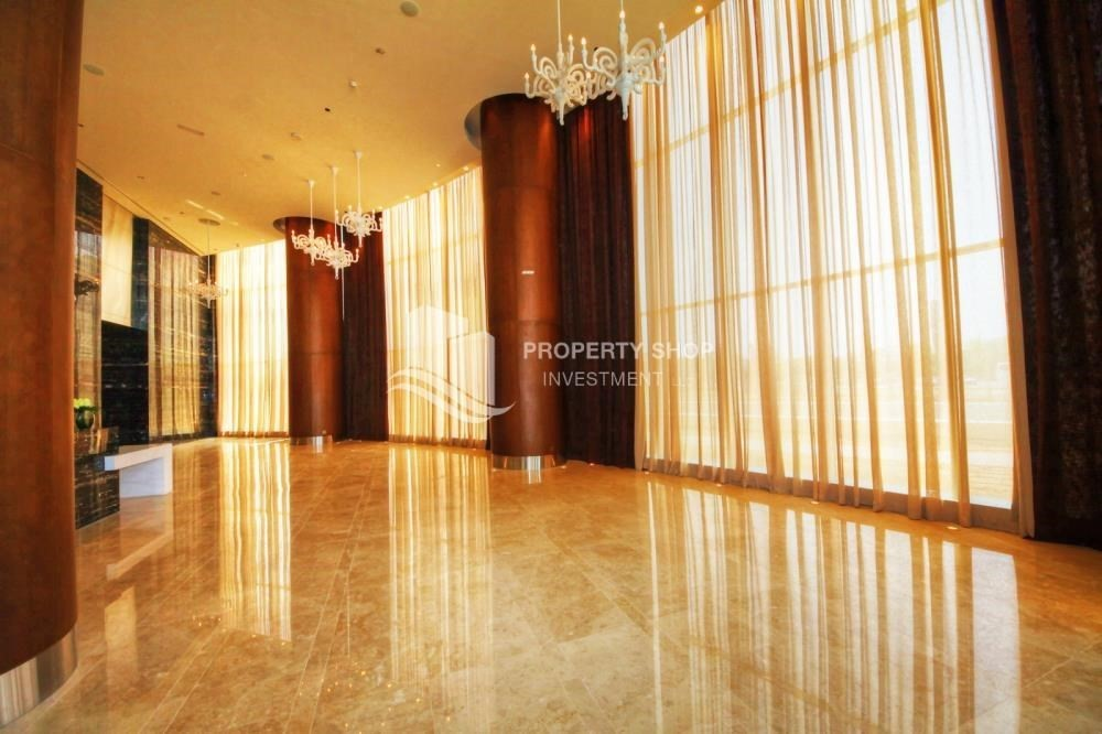 Facilities-1 Bedrrom Apartment in spectacular view FOR RENT