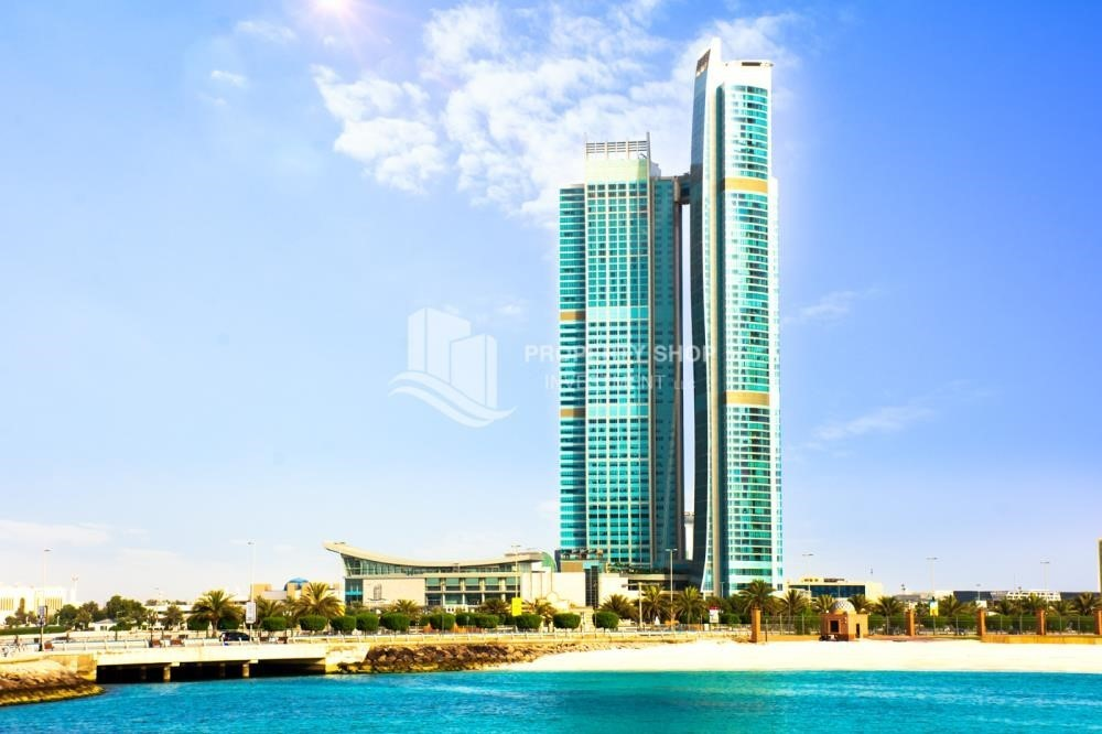 Property-1 Bedrrom Apartment in spectacular view FOR RENT