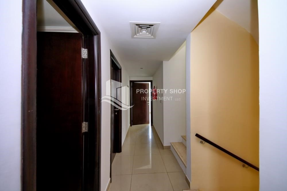 Corridor-Huge villa with Pvt pool and maid's room.