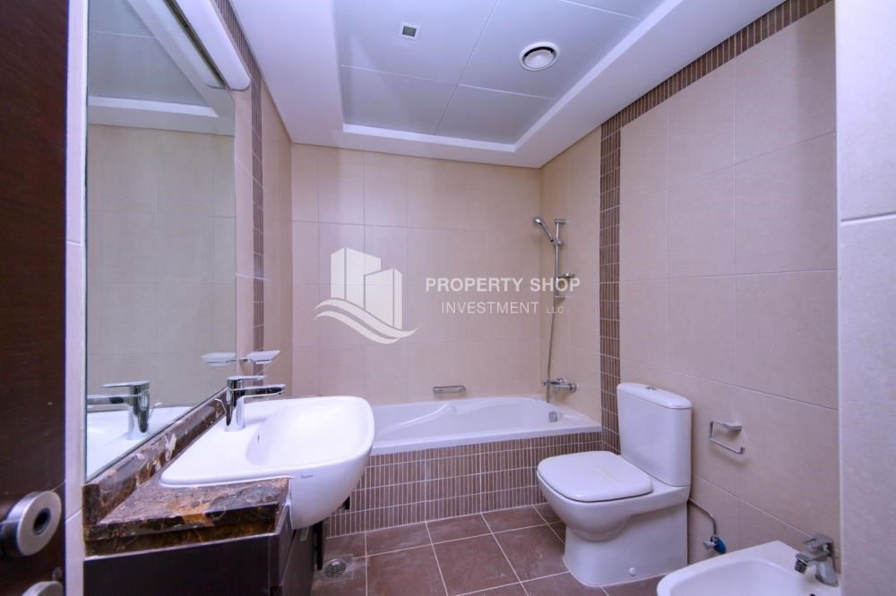 Bathroom-3+M BR Apt on High floor with big terrace