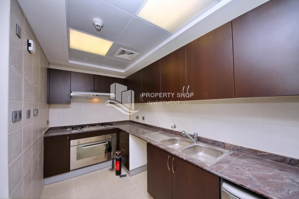 Kitchen-3+M BR Apt on High floor with big terrace