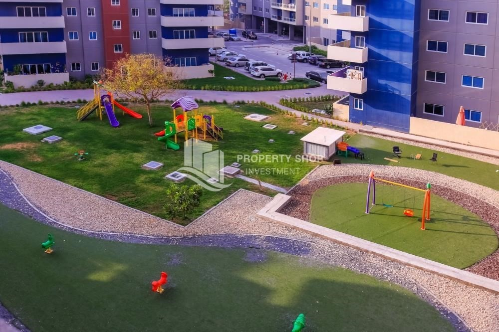 Facilities-Lowest price Apt with Underground parking -Type A.