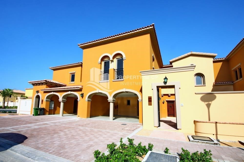 Property-Huge 4Bedroom Villa in Saadiyat Island.