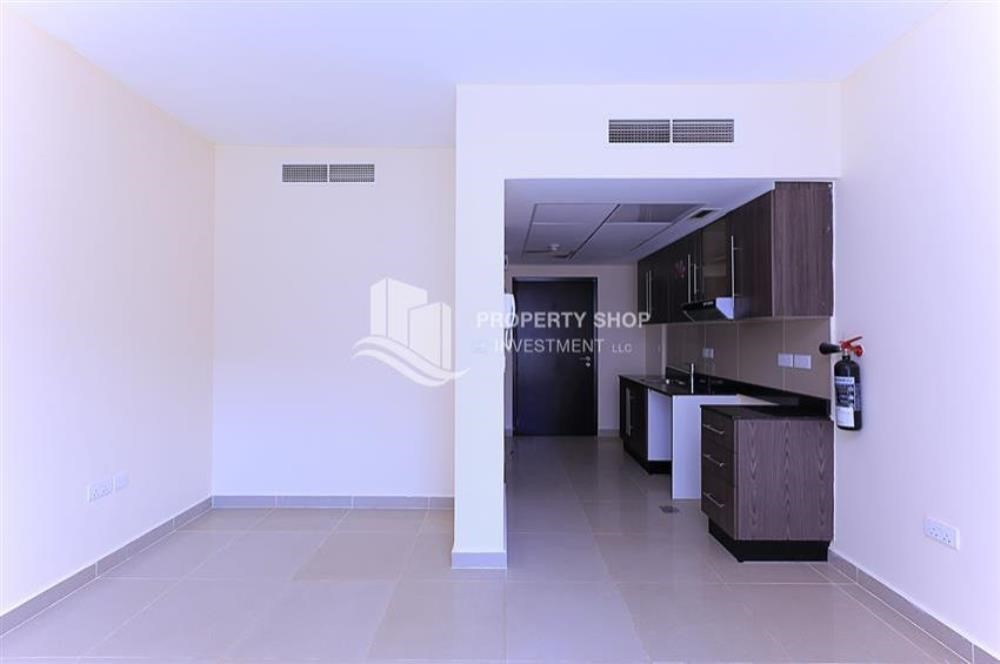 Dining Room-Vacant! Ground Floor Type C in Al Reef Downtown