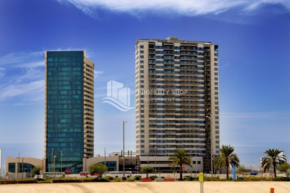 1 Bedroom Apartment For In Marina Bay Al Reem Island Apm22238