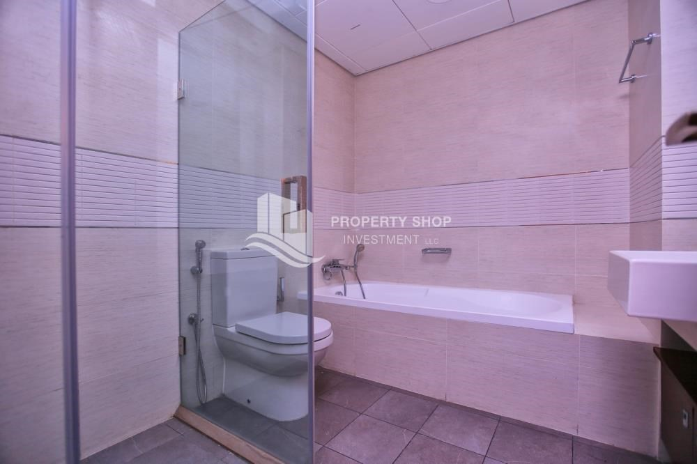 Bathroom-Buy a 1 BR  in the Iconic Gate Tower