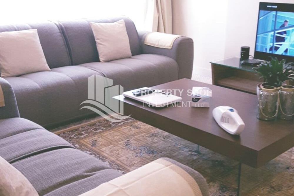 Living Room Great Deal Fully Furnished High Floor Apt