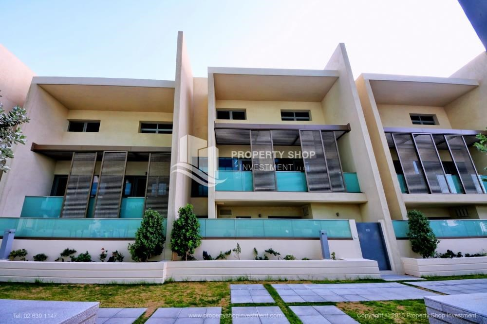 Marvelous 4 Bedroom Townhouses For Rent Part - 10: Property-4+1 Townhouse With Canal View And Private Pool.