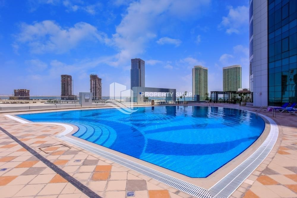 Facilities-Sea View Mid floor Apt with great facilities.