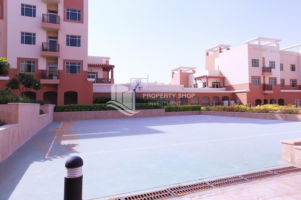 Community-Building Studio available for rent in Al Ghadeer immediately