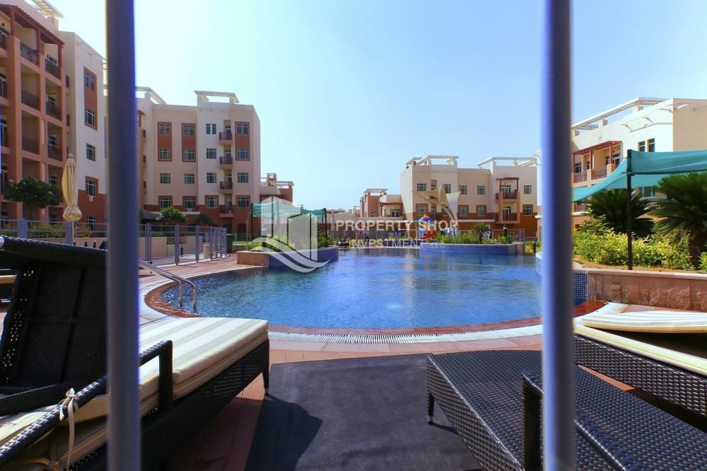 Facilities-Studio apartment for sale in Al Ghadeer