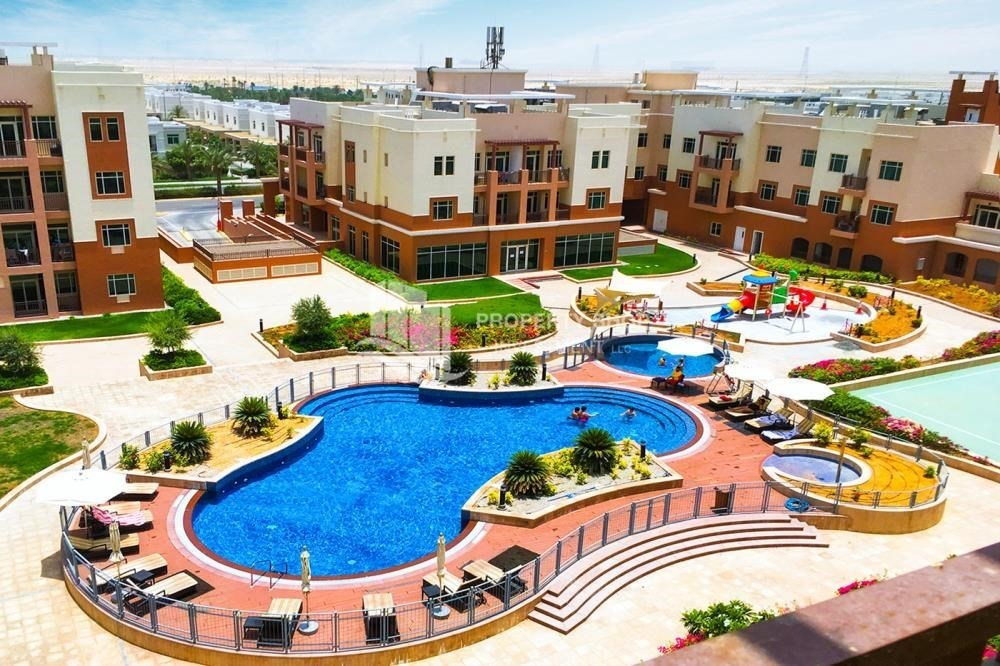 Property-Studio apartment for sale in Al Ghadeer