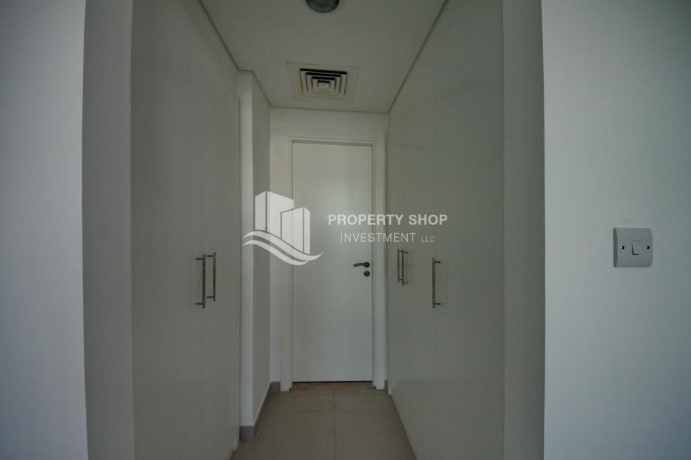 Corridor-2BR terraced appartment for sale in Ghadeer