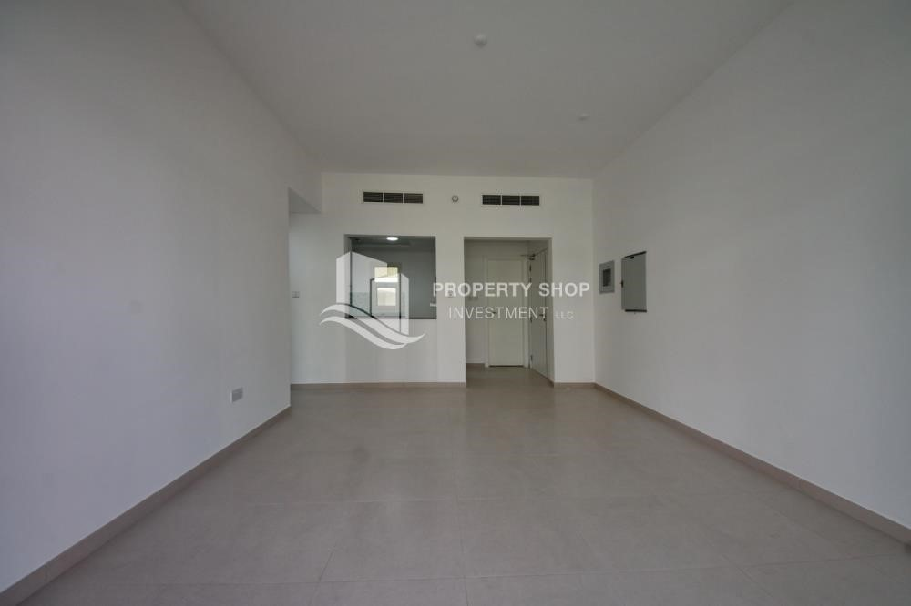 Dining Room-2BR terraced appartment for sale in Ghadeer