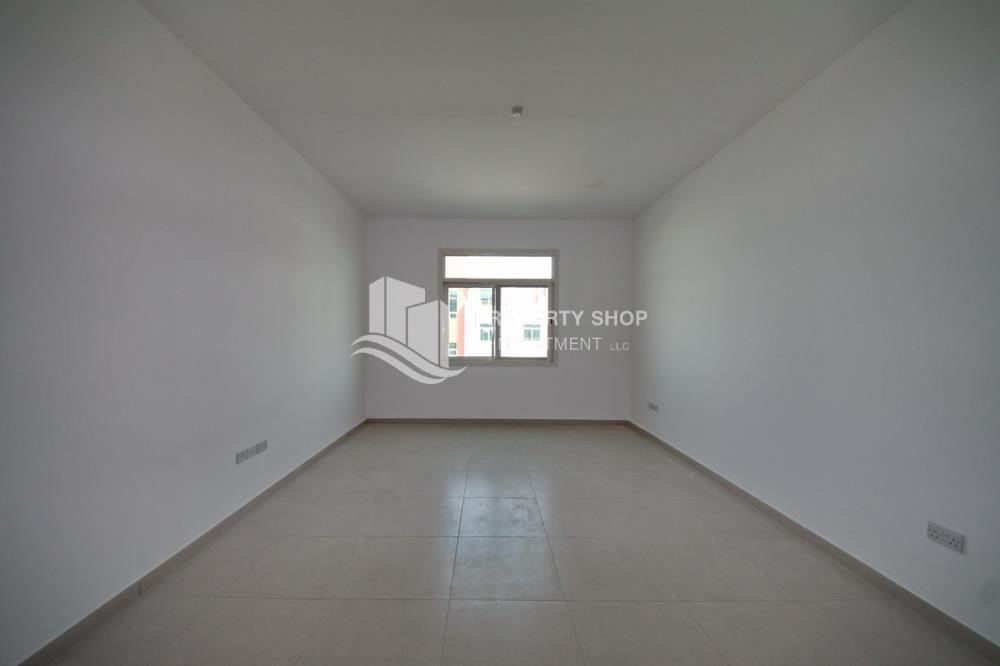Living Room-2BR terraced appartment for sale in Ghadeer