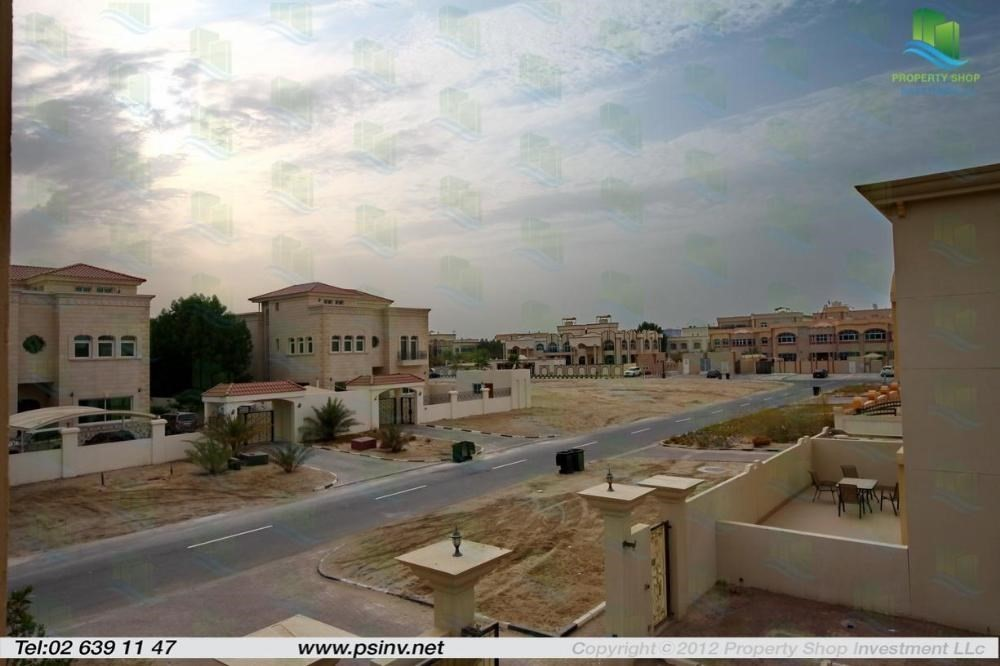 9 Bedroom Compound For Sale In Khalifa City B Khalifa