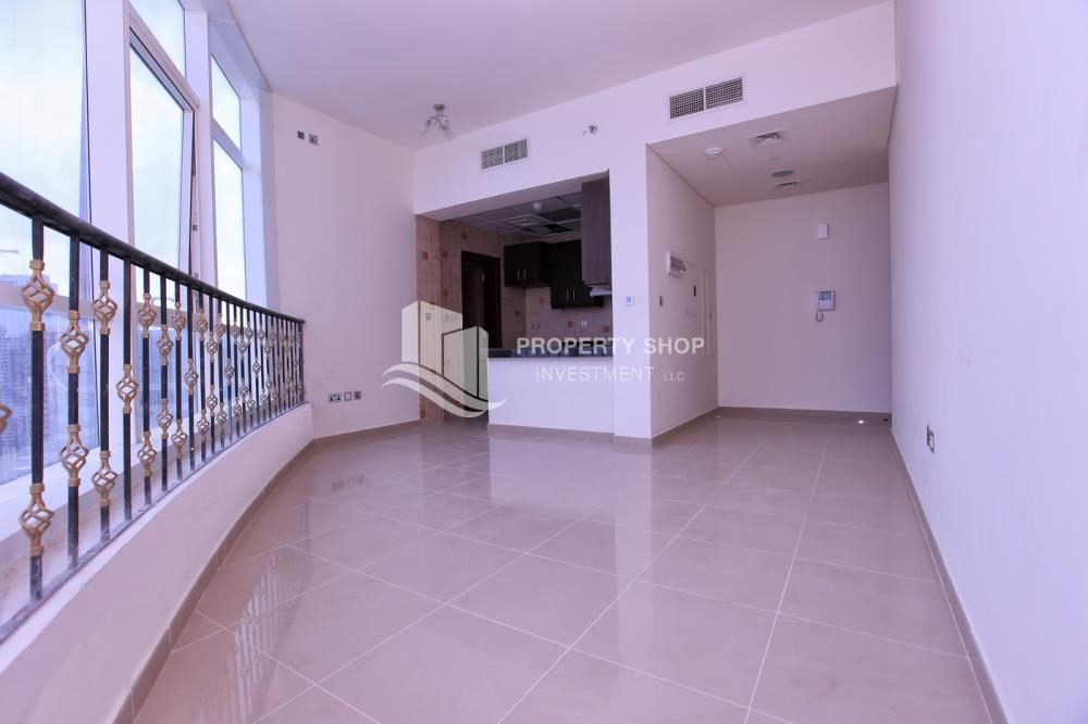 Dining Room-Studio apartment available for sale with high ROI