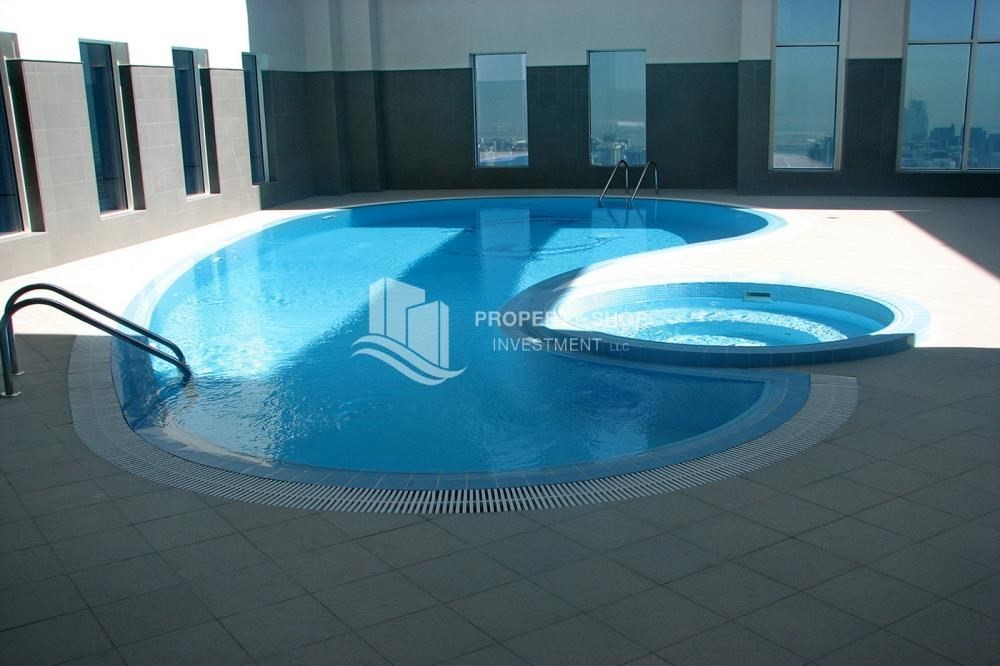 Facilities-Amazing studio unit with Sea view for rent!