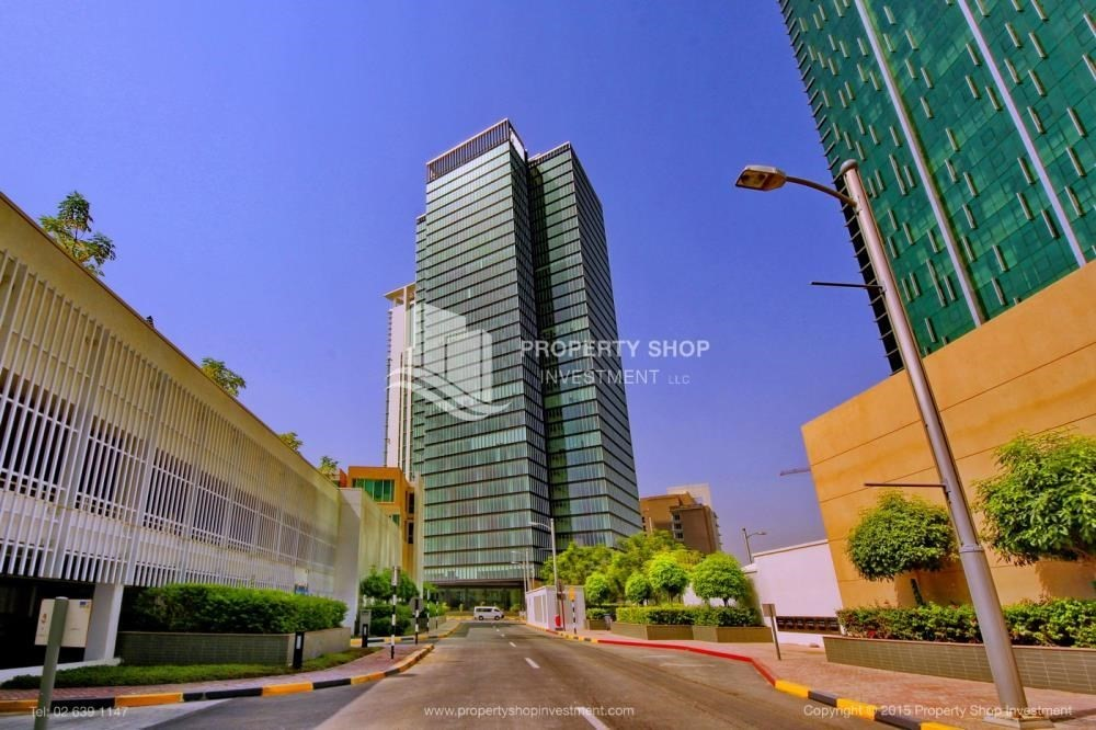 Office for rent in tamouh tower al reem island of37427 - Office tourisme abu dhabi ...