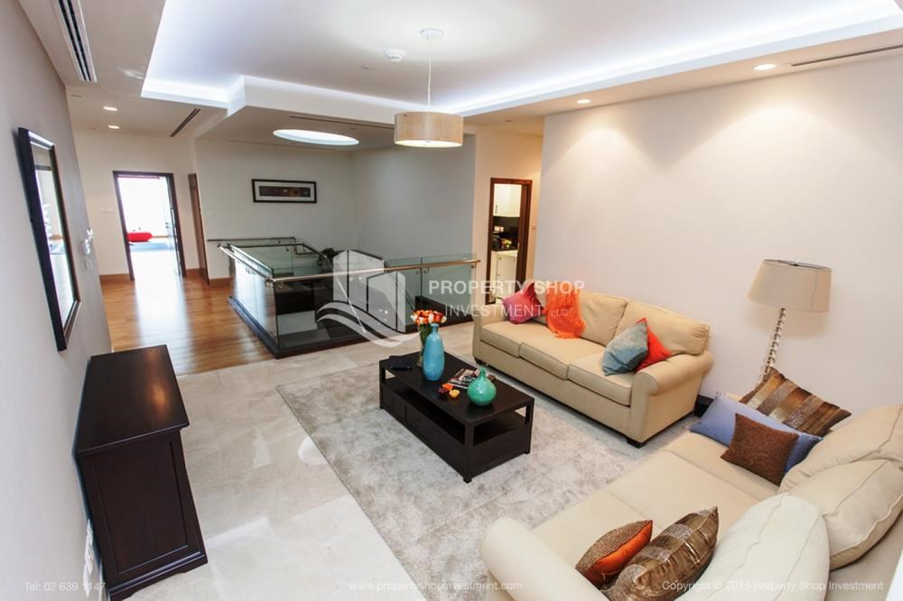 5 Bedroom Penthouse For Sale In The Gate Tower 3 Al Reem