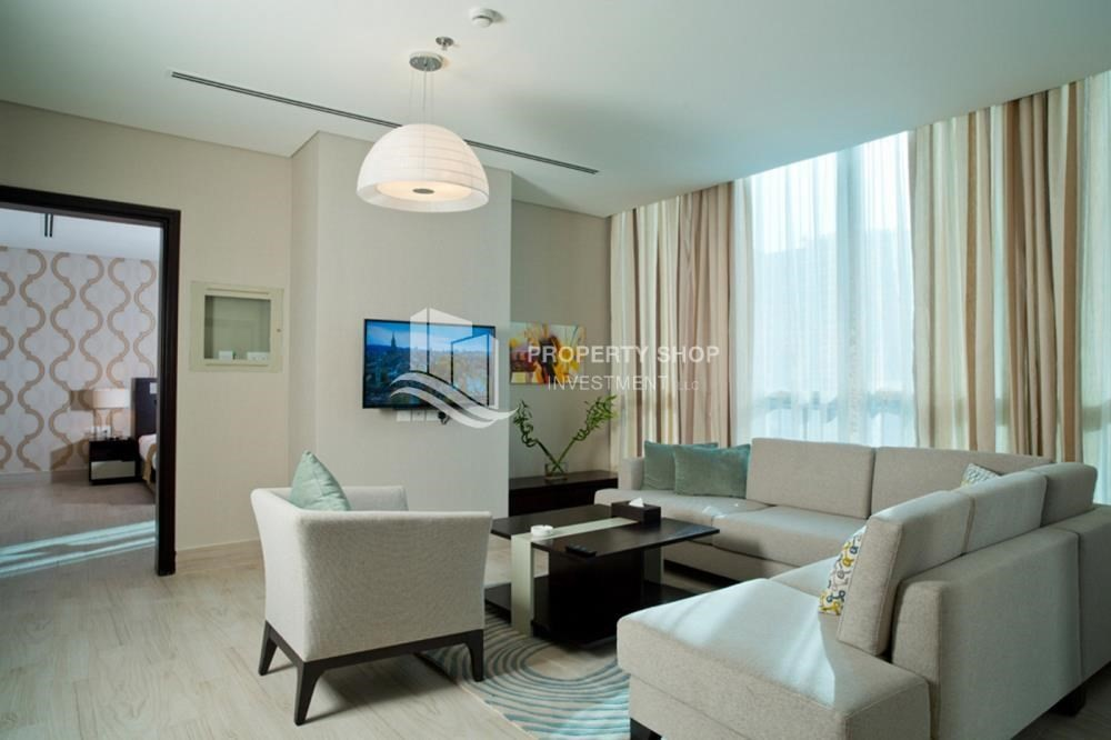 1 Bedroom Apartment To In Vision Downtown Hamdan Street By