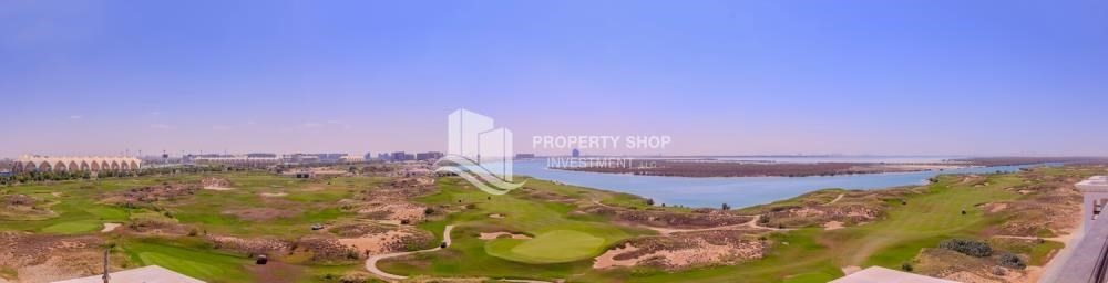 Community-Pool View + Golf course view Apt