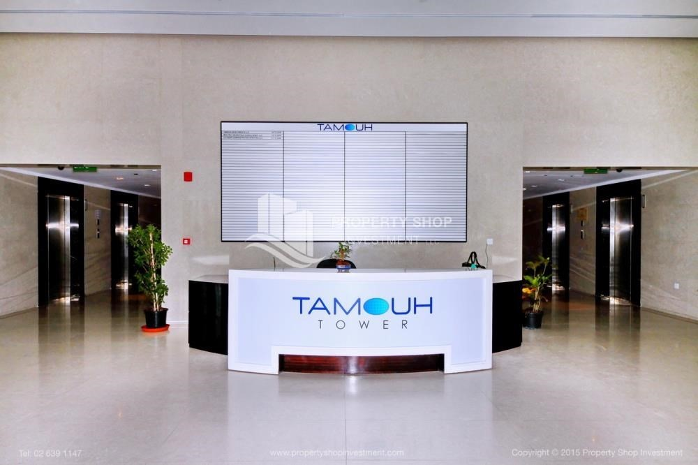 Office for rent in tamouh tower al reem island of41481 - Office tourisme abu dhabi ...