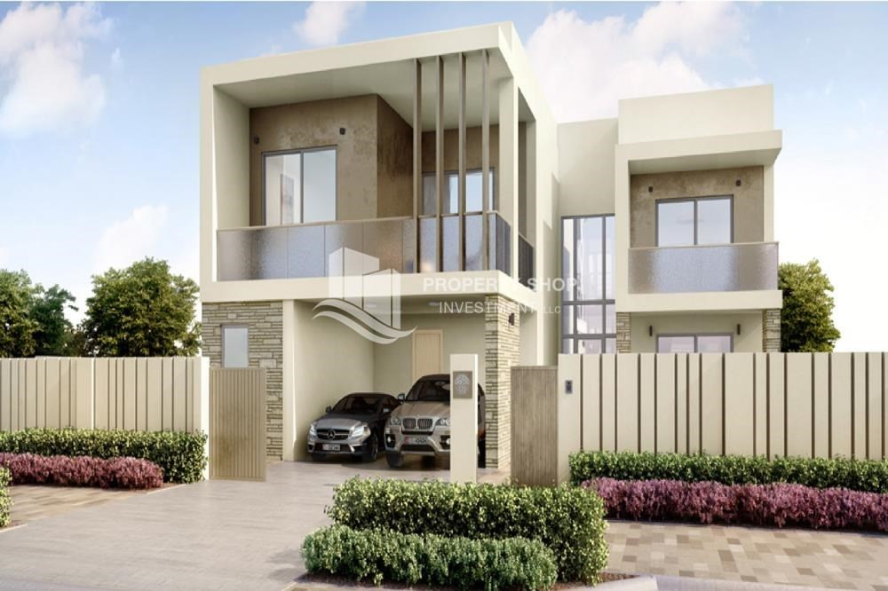 Property-Flexible payment options for offplan property in Yas Acres.